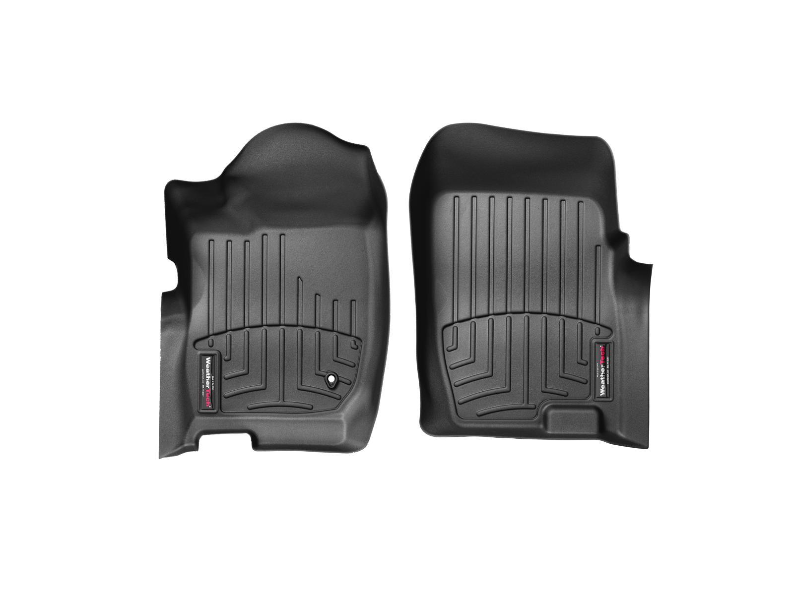Tappeti gomma su misura bordo alto Ford Explorer 06>10 Nero A856*