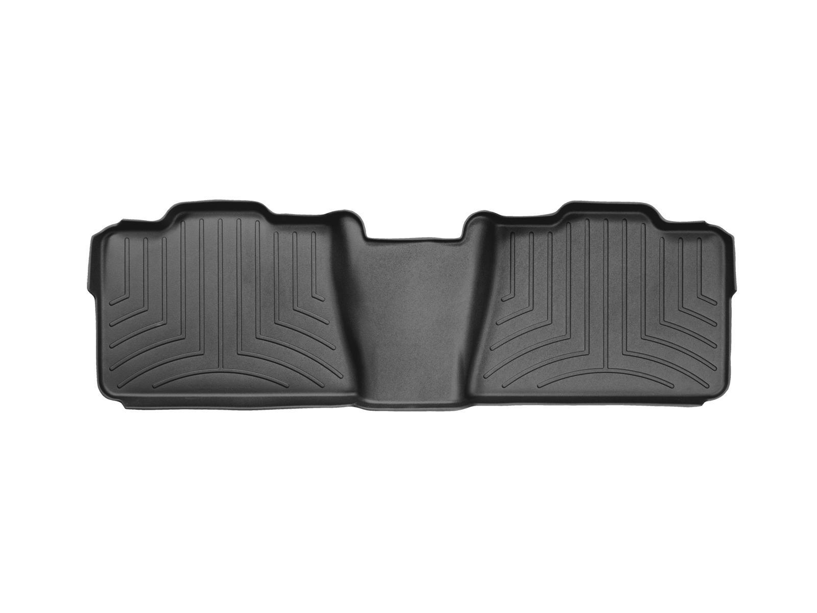 Tappeti gomma su misura bordo alto Ford Explorer 06>10 Nero A858*