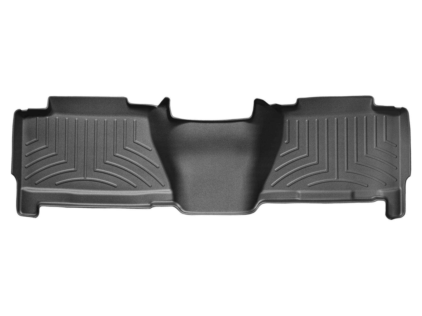 Tappeti gomma su misura bordo alto Chevrolet Silverado 07>07 Nero A173