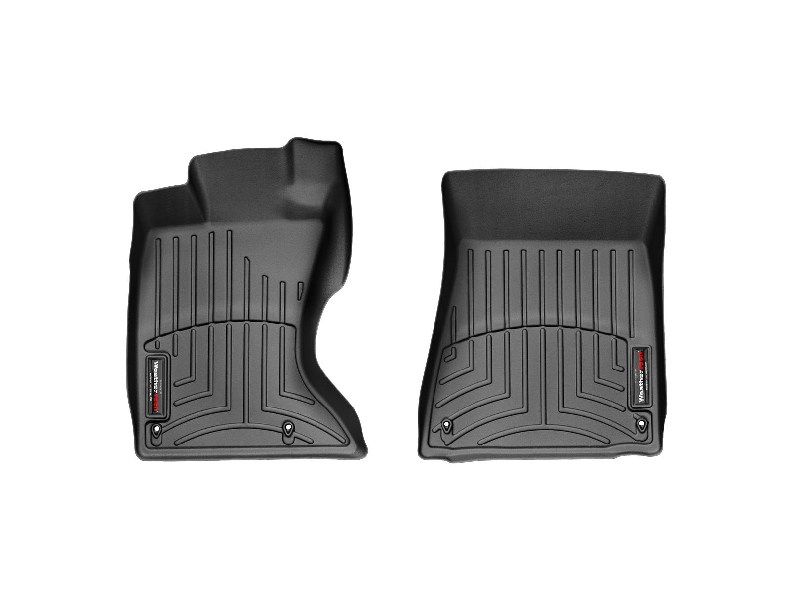 Tappeti gomma su misura bordo alto Lexus GS 350 / GS 460 05>11 Grigio A2028
