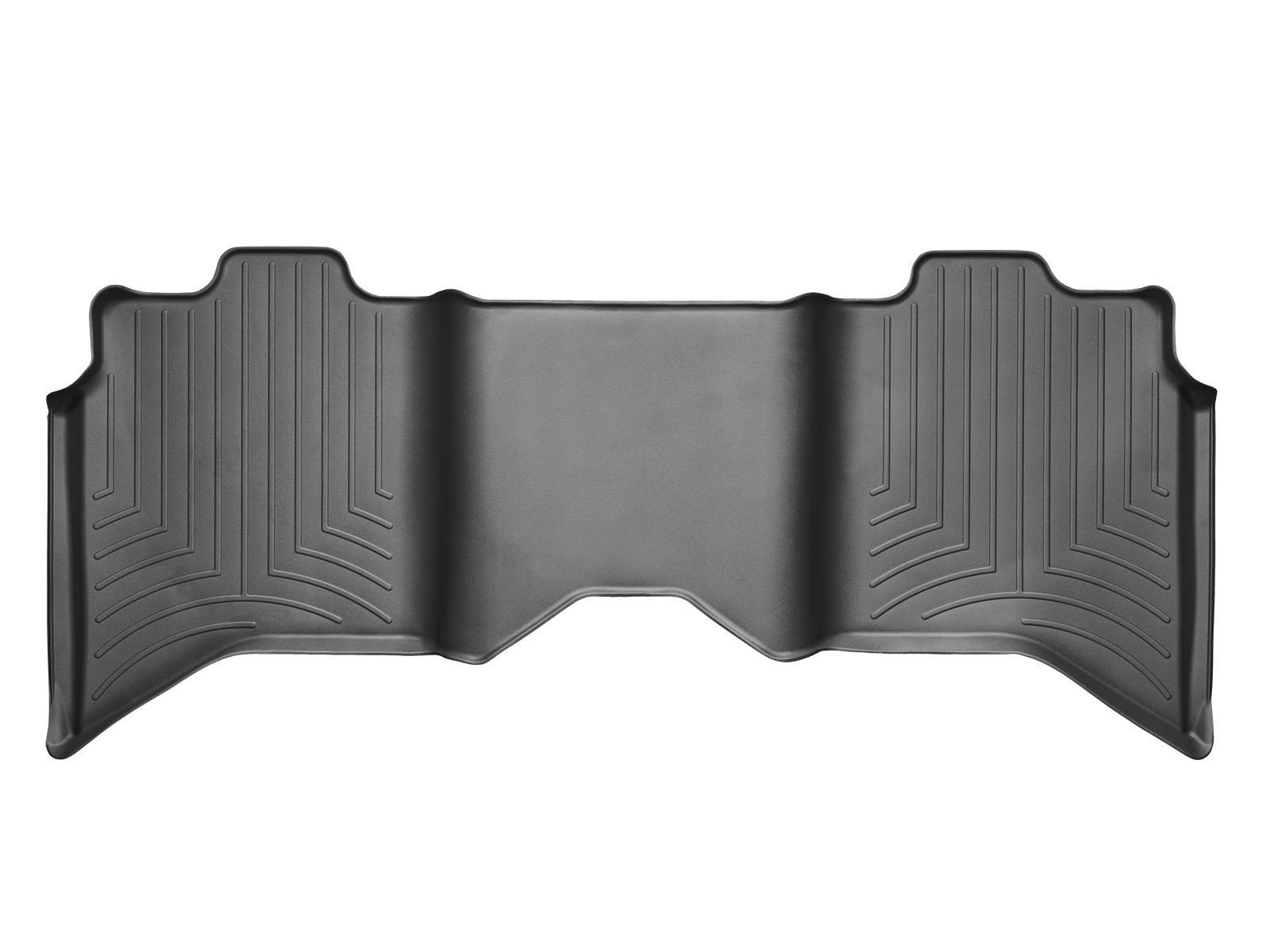 Tappeti gomma su misura bordo alto RAM Ram 1500 12>12 Nero A3194