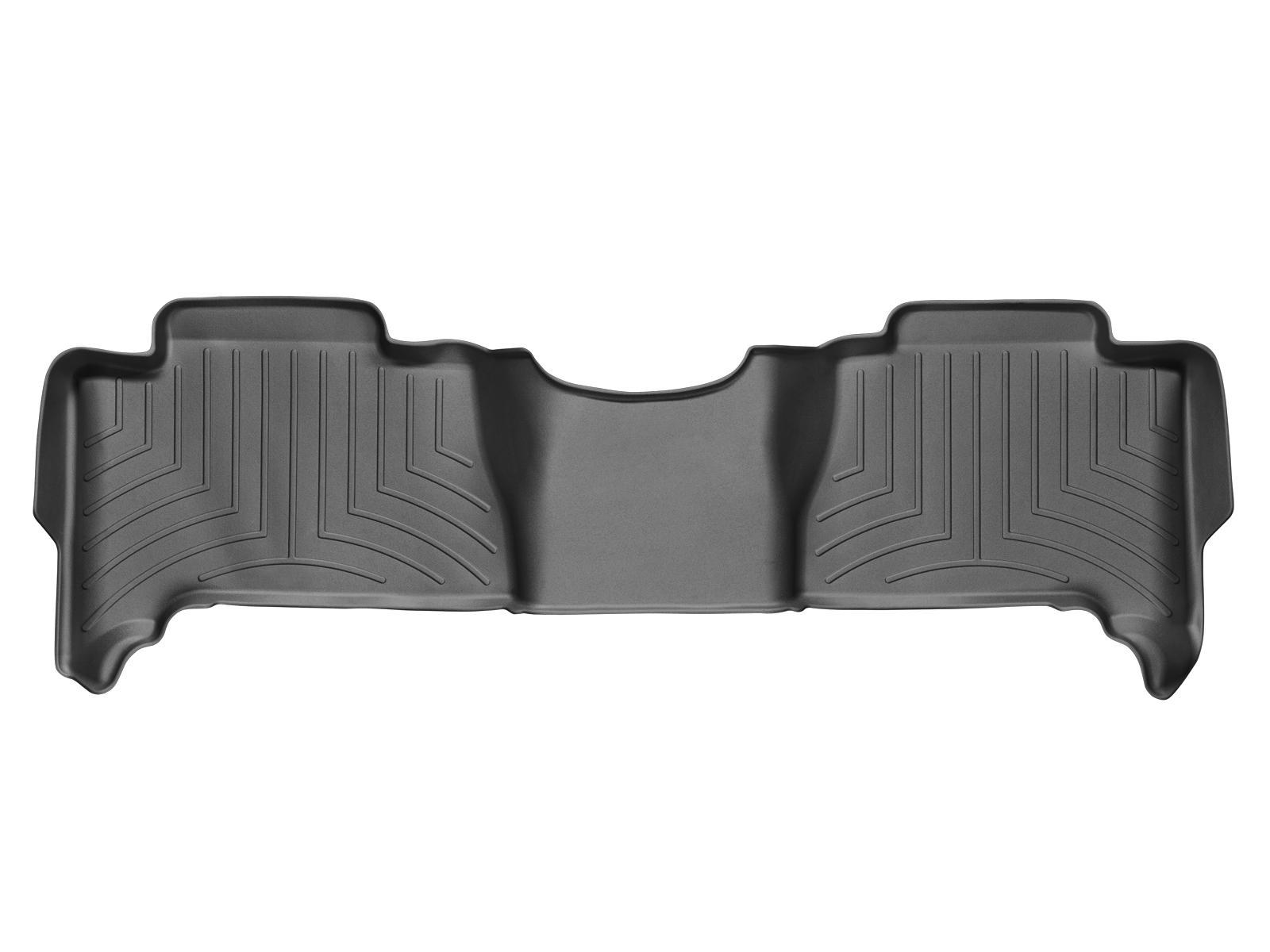 Tappeti gomma su misura bordo alto GMC Yukon 07>13 Nero A1289*