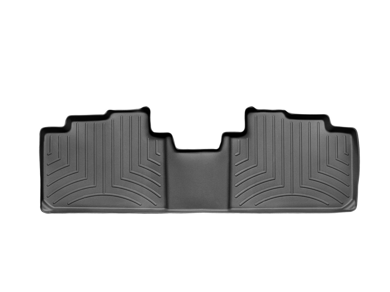 Tappeti gomma su misura bordo alto Cadillac SRX 10>16 Nero A80*