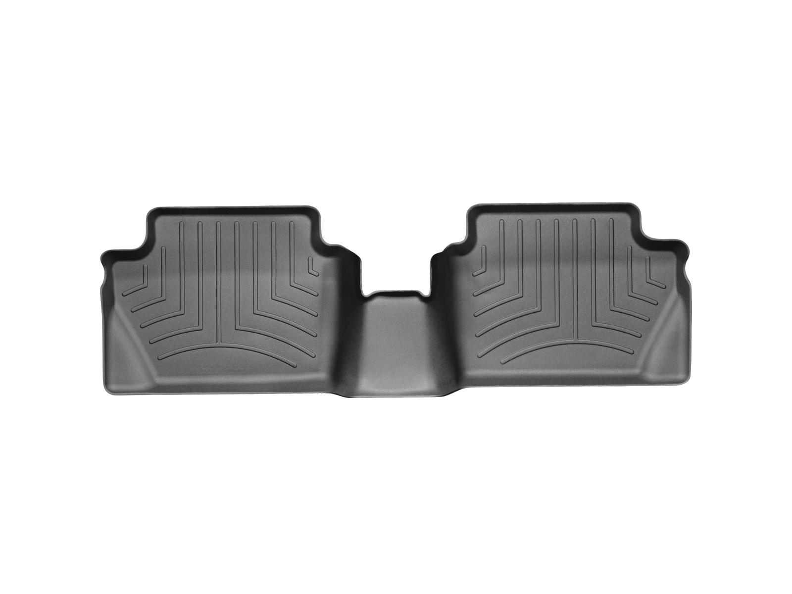 Tappeti gomma su misura bordo alto Ford EcoSport 13>17 Nero A853*