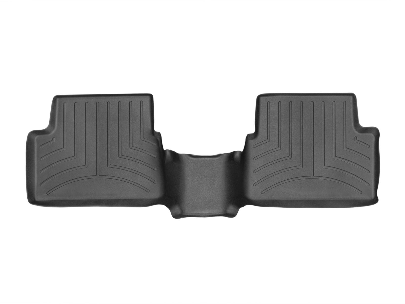 Tappeti gomma su misura bordo alto Opel Astra 09>09 Nero A2965