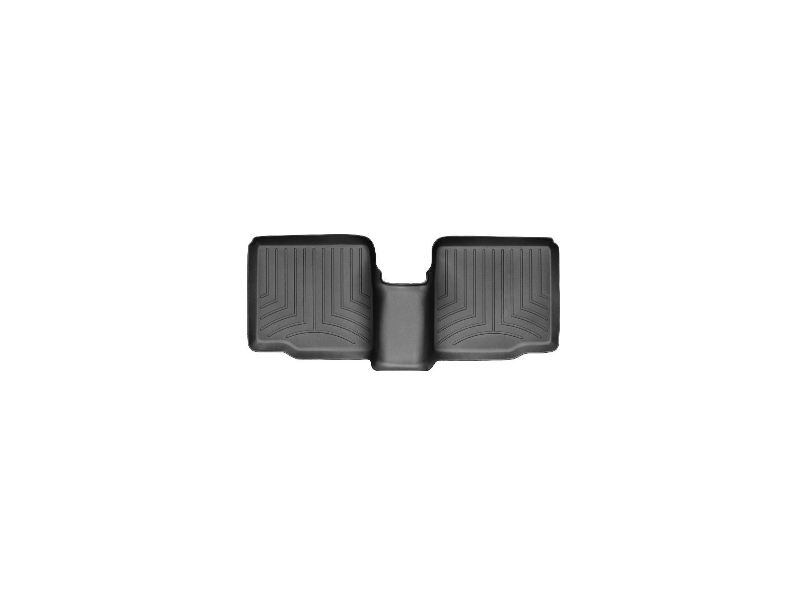 Tappeti gomma su misura bordo alto Ford Explorer 11>17 Nero A876*