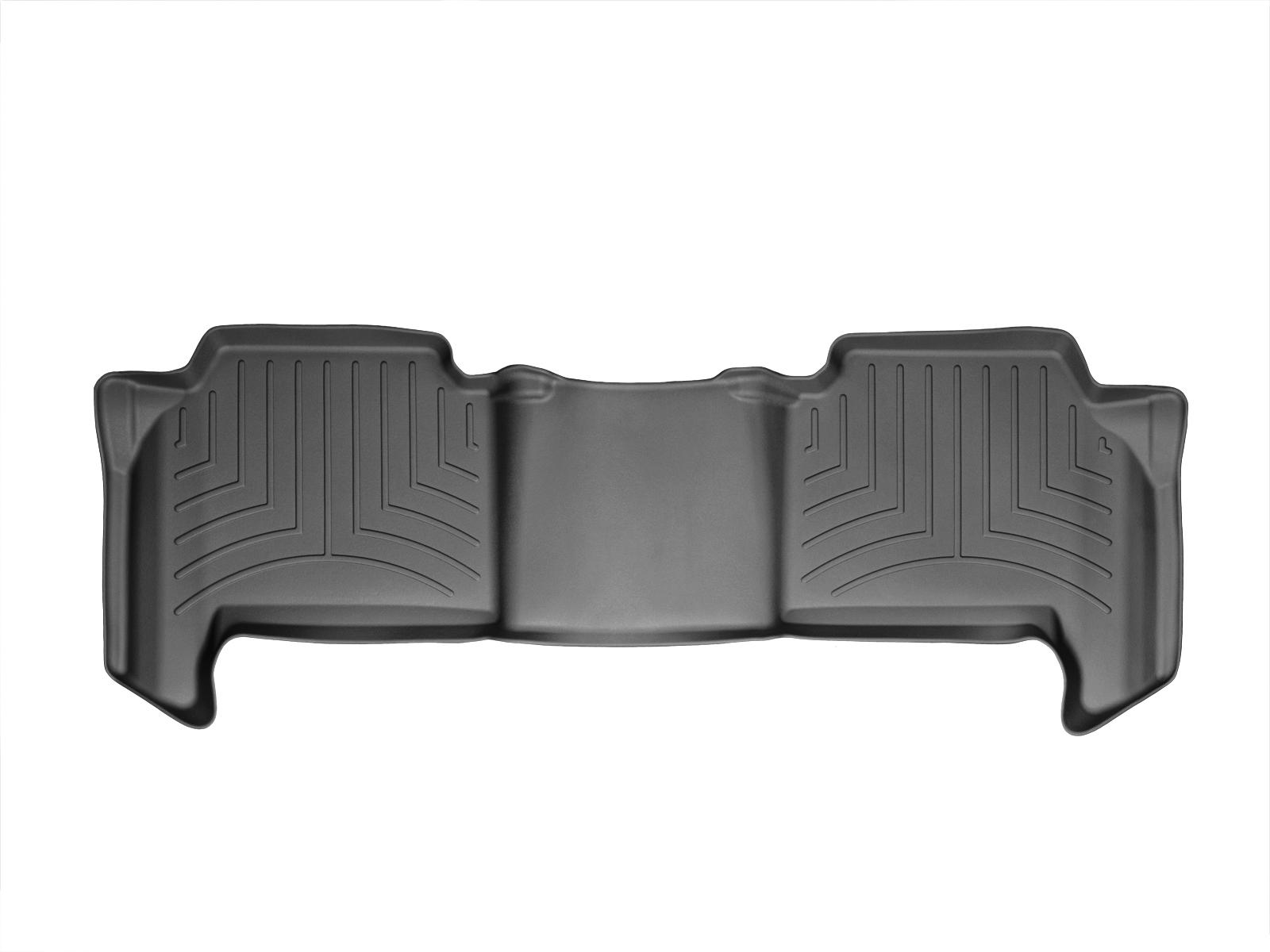 Tappeti gomma su misura bordo alto Land Rover 13>13 Nero A1976*