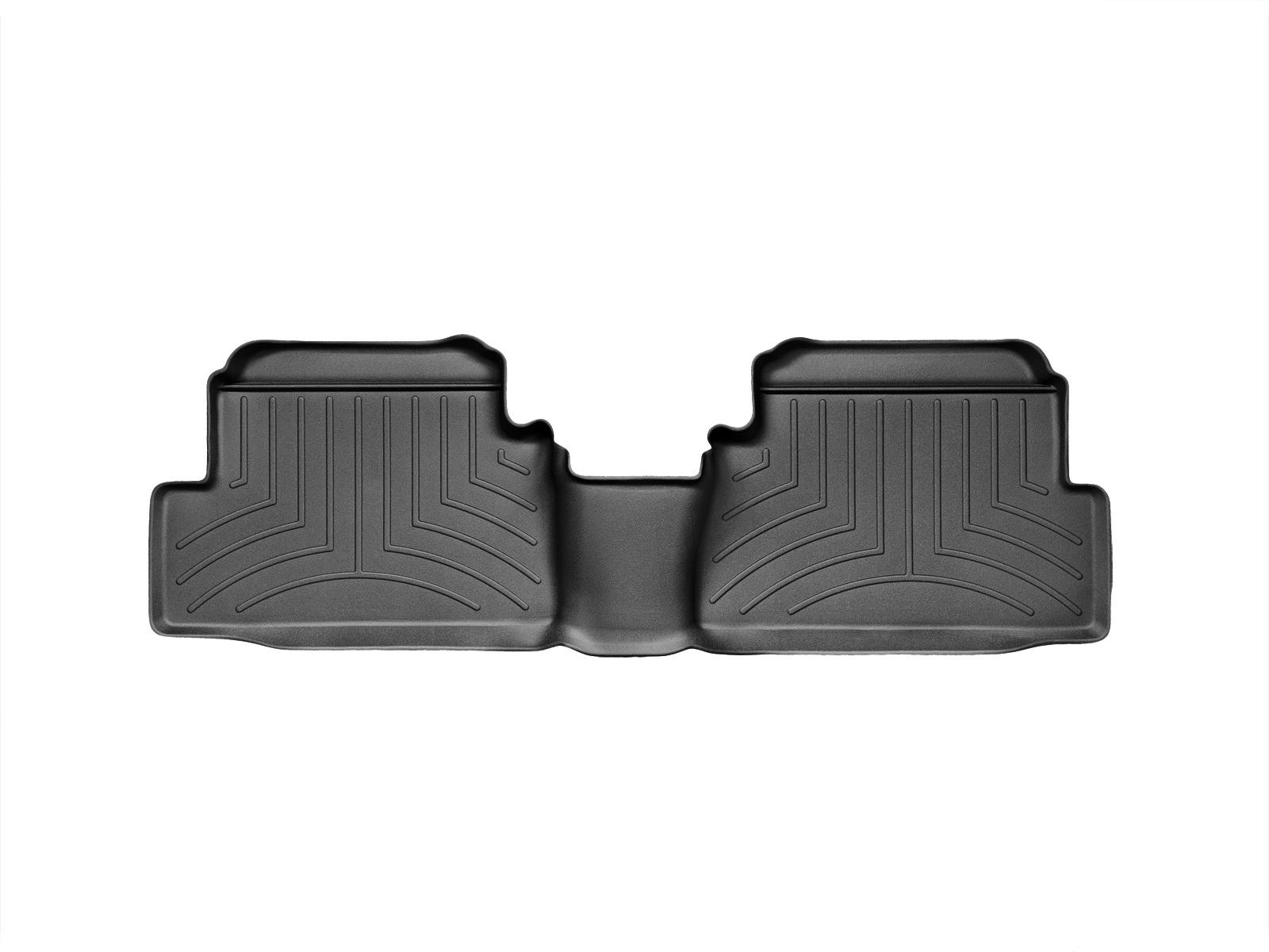 Tappeti gomma su misura bordo alto Ford C-Max 10>17 Nero A850*
