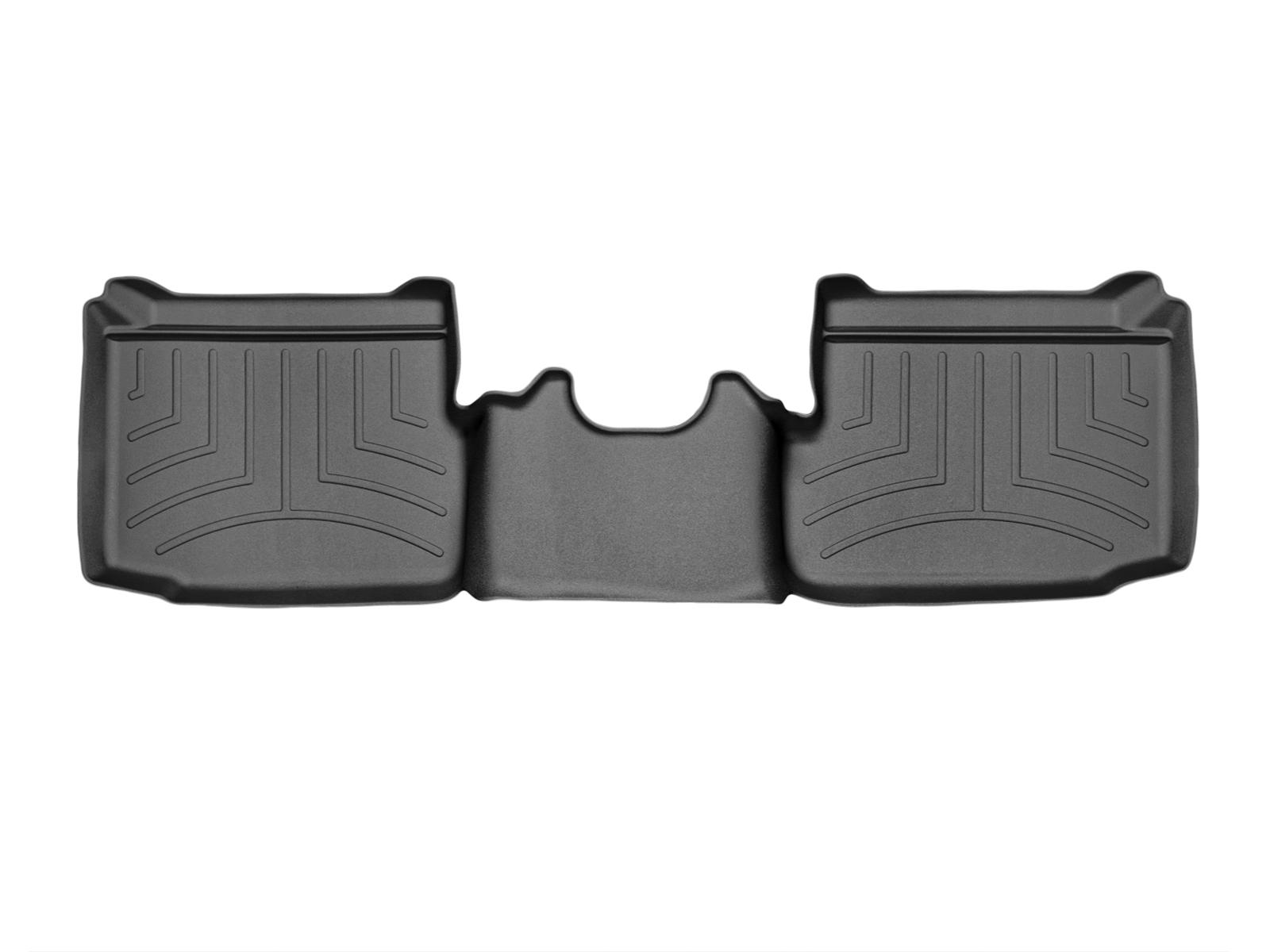 Tappeti gomma su misura bordo alto Fiat Punto 12>17 Nero A829*