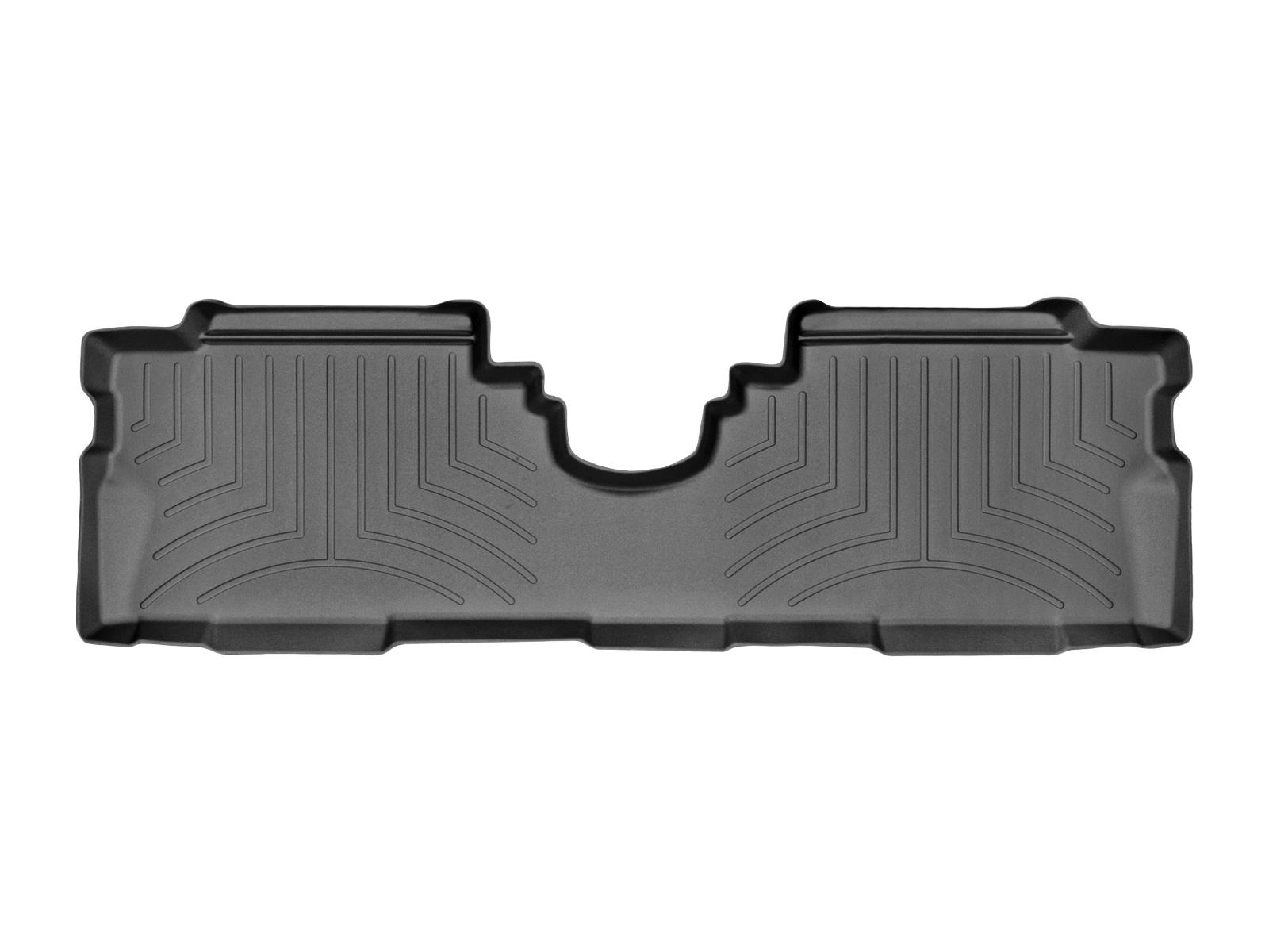 Tappeti gomma su misura bordo alto Toyota Prius + 12>17 Nero A3725*