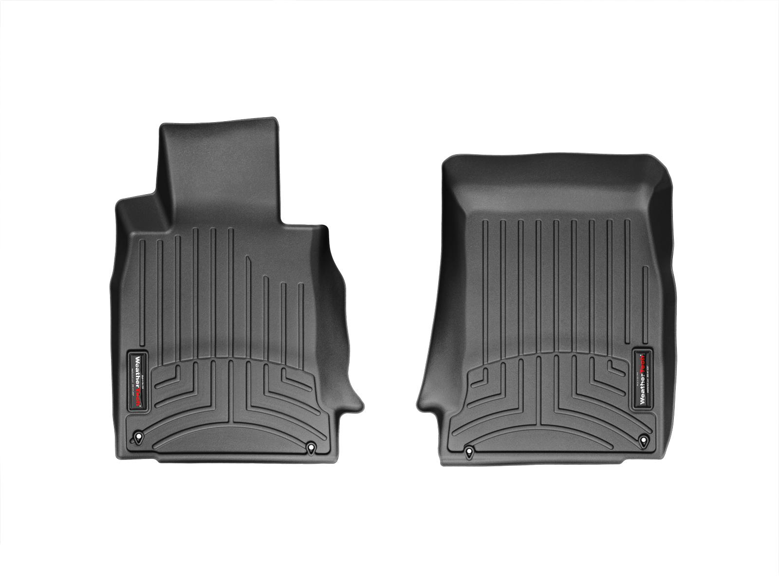BMW M5 (E39) 00>03 Tappeti gomma su misura bordo alto nero