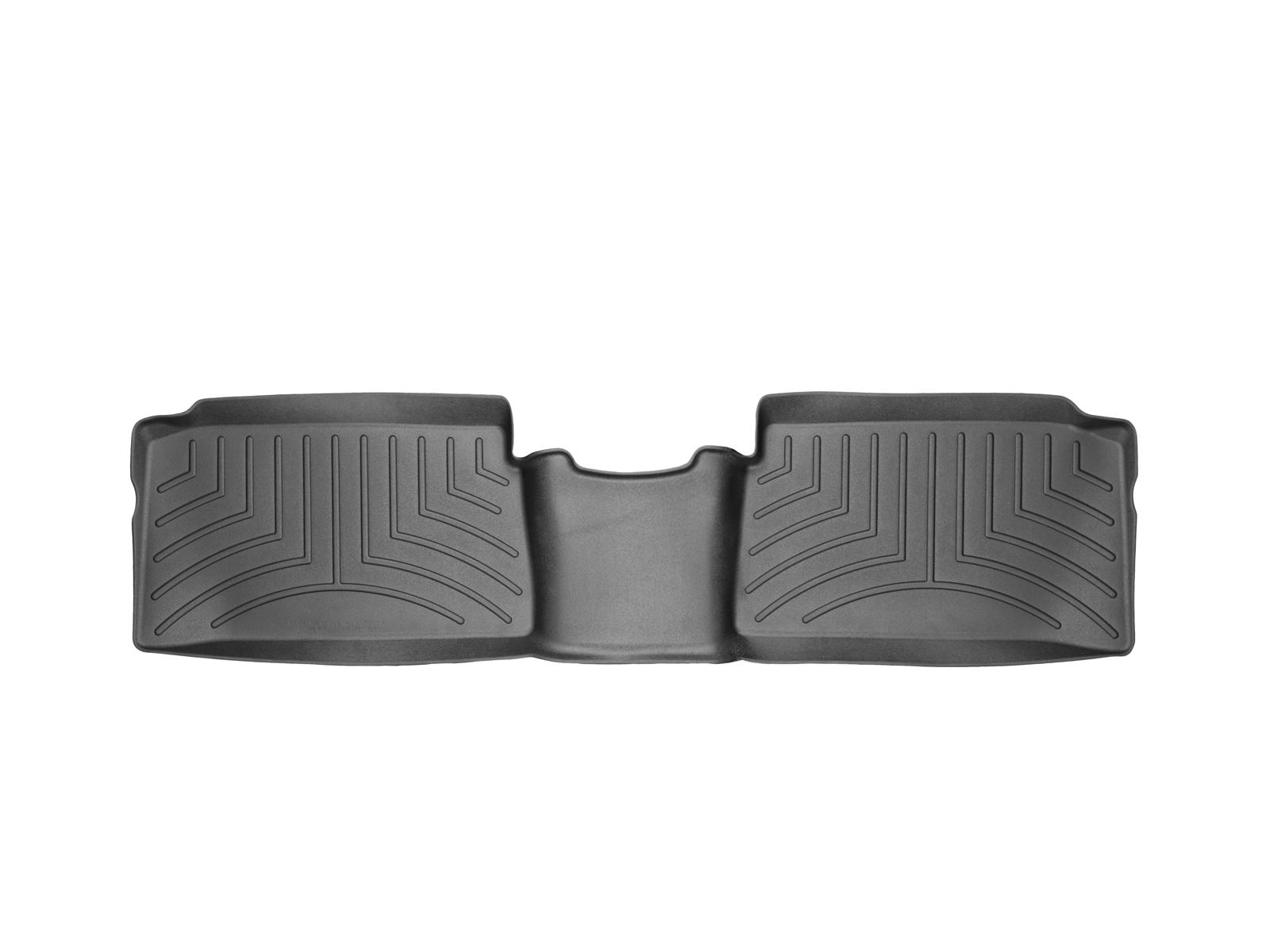 Tappeti gomma su misura bordo alto Lexus CT 11>17 Nero A2012*