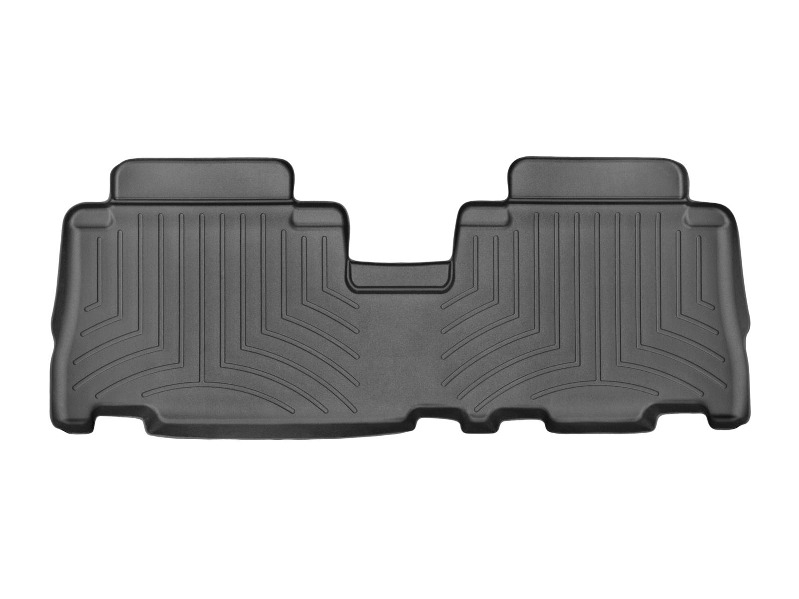 Tappeti gomma su misura bordo alto Opel Antara 06>16 Nero A2951