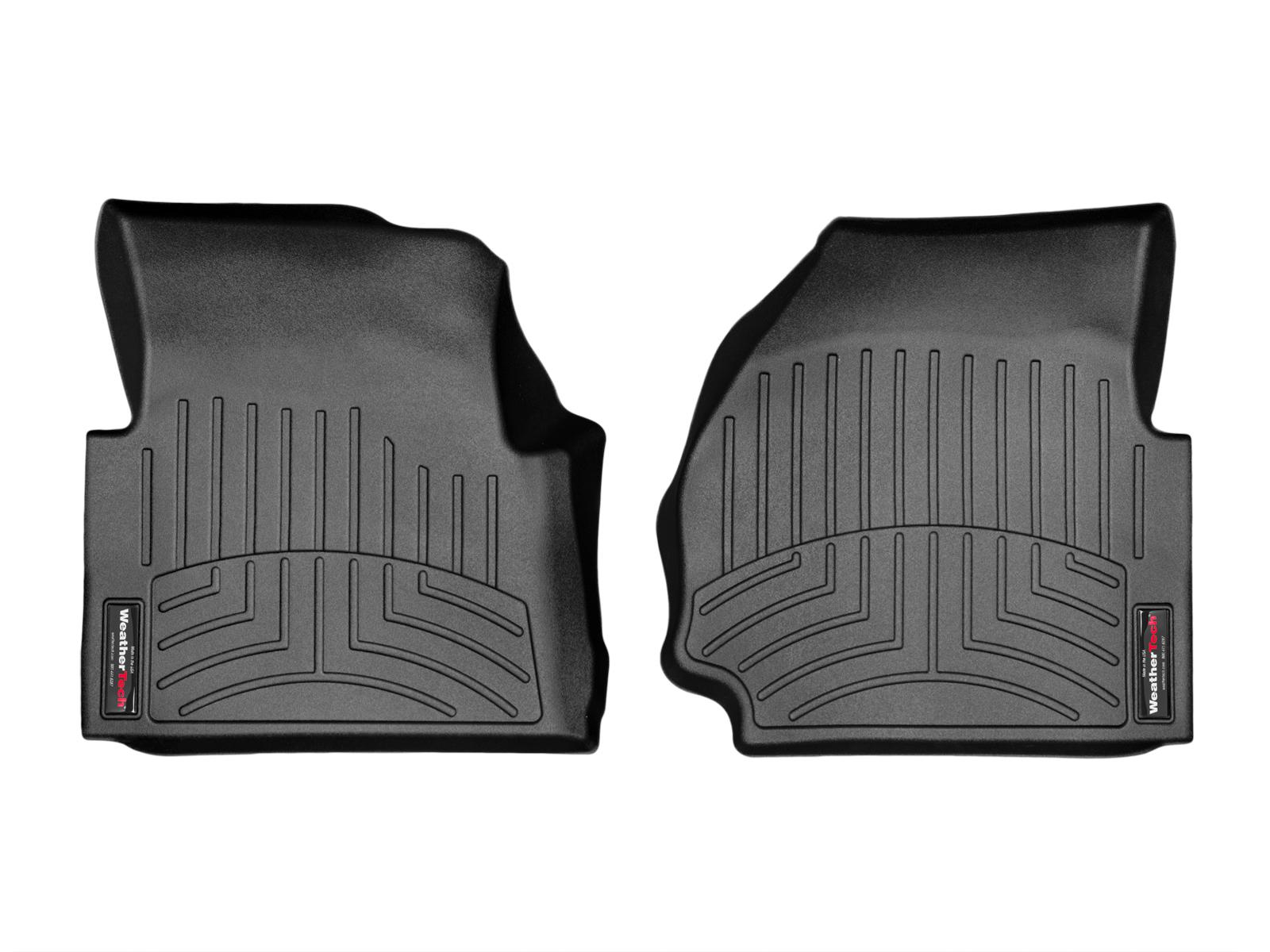 Tappeti gomma su misura bordo alto Land Rover 15>16 Nero A1997*