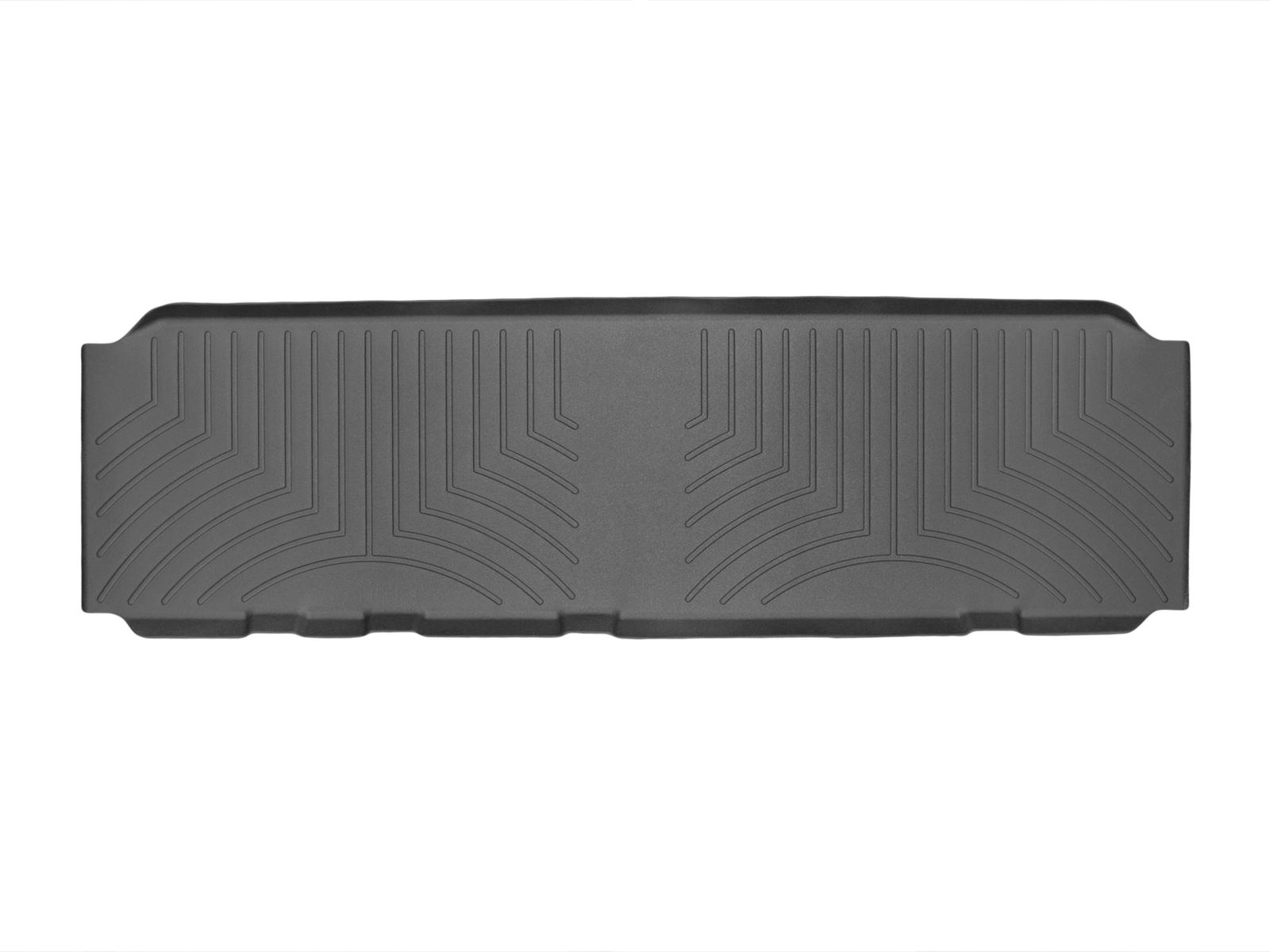 Tappeti gomma su misura bordo alto Land Rover 15>16 Nero A1998*