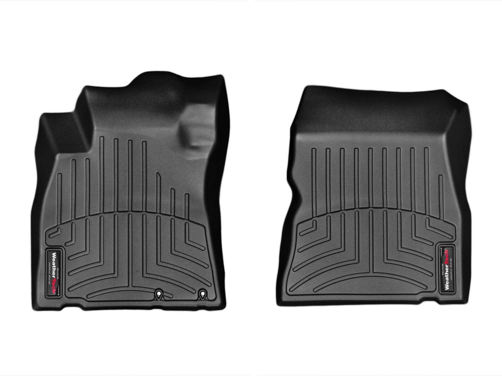 Tappeti gomma su misura bordo alto Nissan Note 13>13 Nero A2899