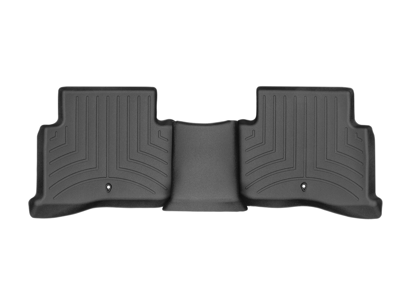 Tappeti gomma su misura bordo alto Hyundai Tucson 15>17 Nero A1503
