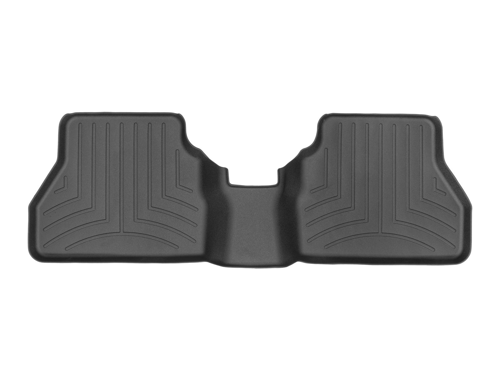 Tappeti gomma su misura bordo alto Ford B-Max 12>15 Nero A837*