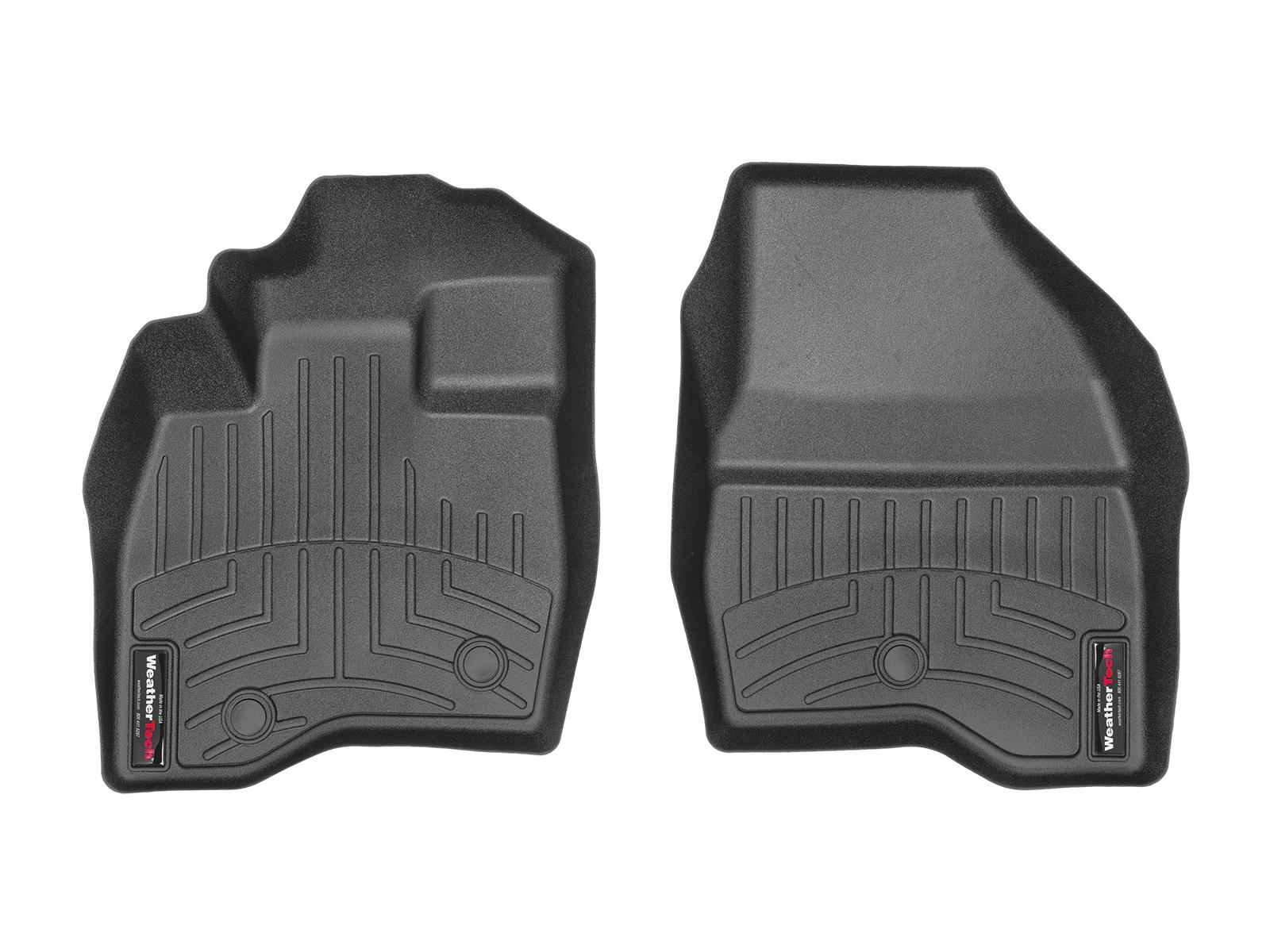 Tappeti gomma su misura bordo alto Ford Explorer 17>17 Nero A884*