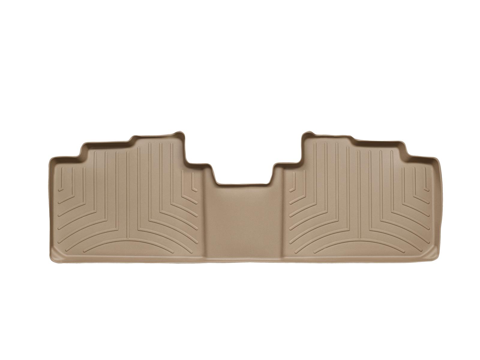 Tappeti gomma su misura bordo alto Cadillac SRX 10>16 Marrone A79*