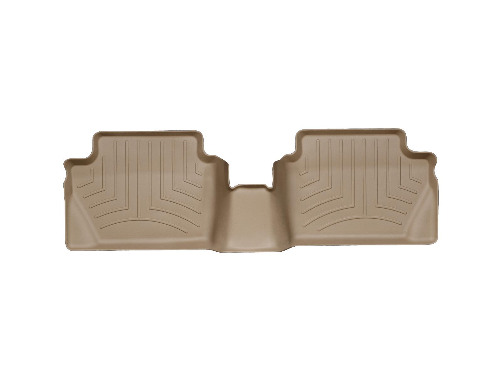 Tappeti gomma su misura bordo alto Ford EcoSport 13>17 Marrone A852*