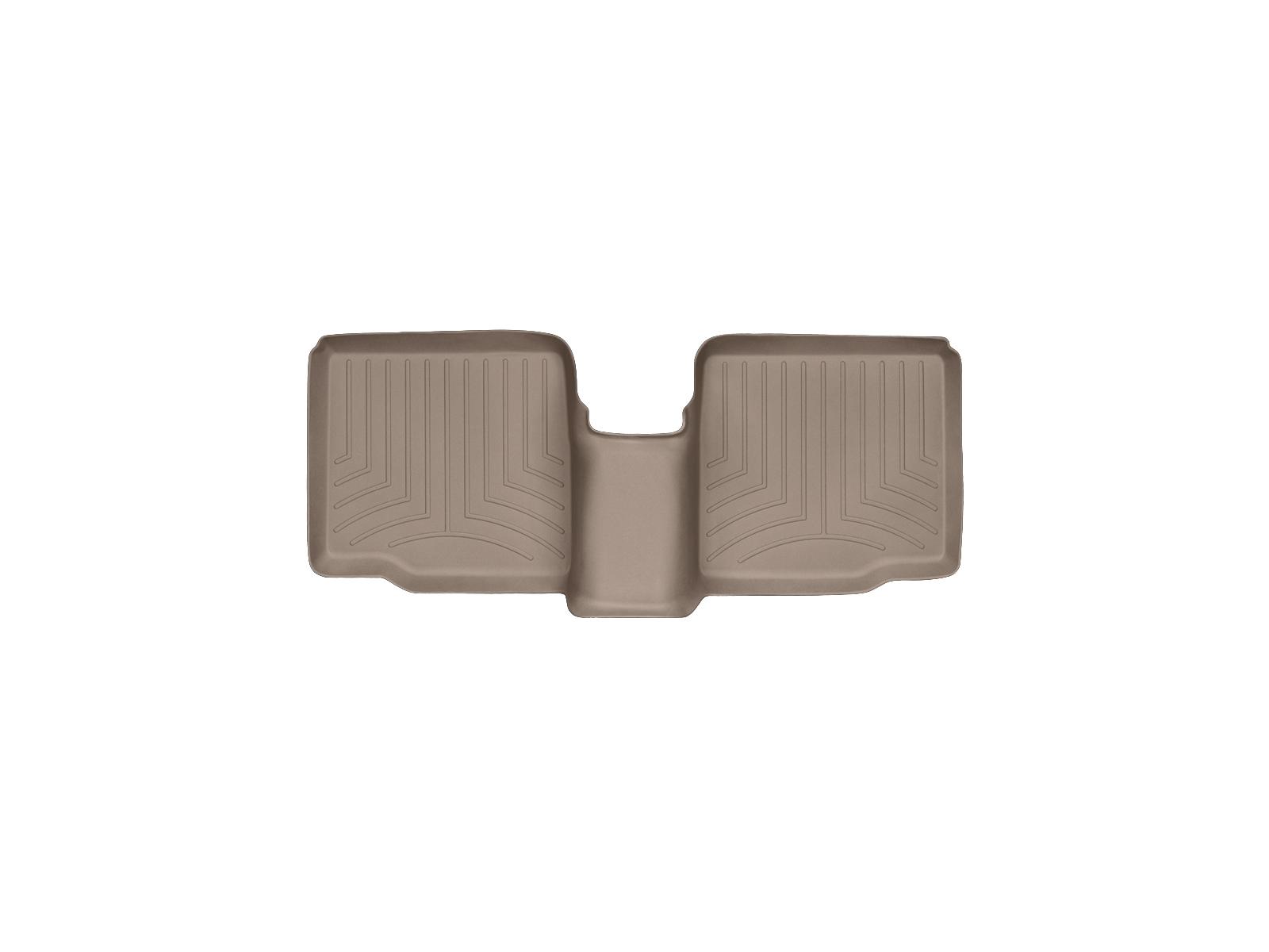 Tappeti gomma su misura bordo alto Ford Explorer 11>17 Marrone A874*