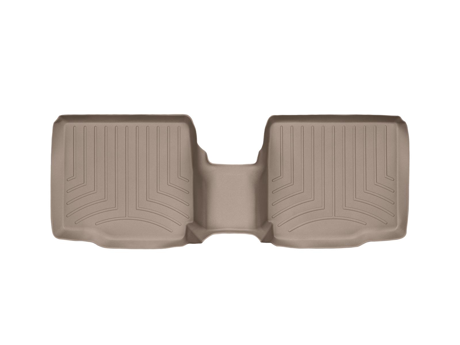 Tappeti gomma su misura bordo alto Ford Explorer 11>17 Marrone A873*