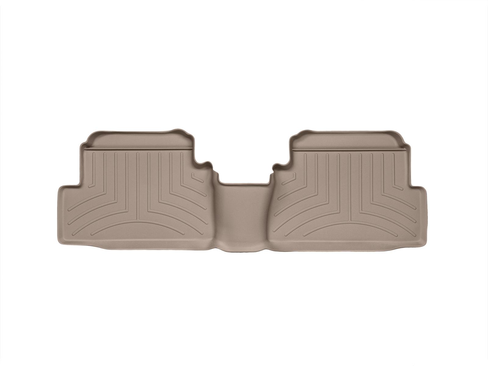 Tappeti gomma su misura bordo alto Ford C-Max 10>17 Marrone A849*