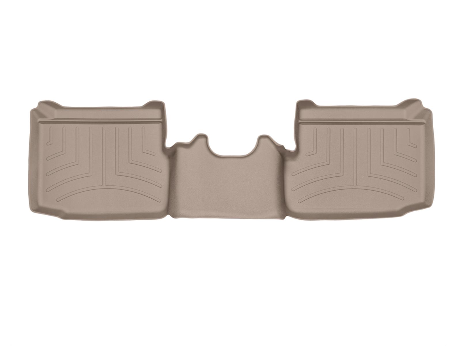 Tappeti gomma su misura bordo alto Fiat Punto EVO 09>13 Marrone A833*