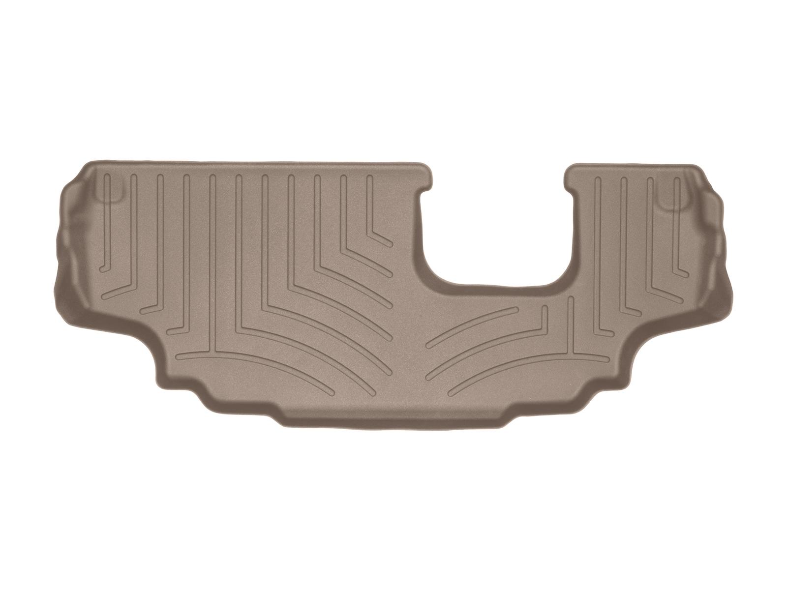 Tappeti gomma su misura bordo alto Land Rover 15>17 Marrone A2001