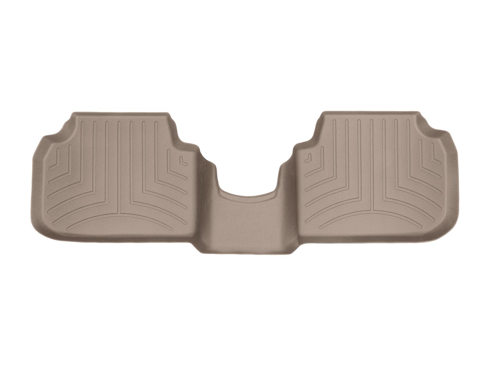 Tappeti gomma su misura bordo alto MINI Clubman 15>17 Marrone A2647*