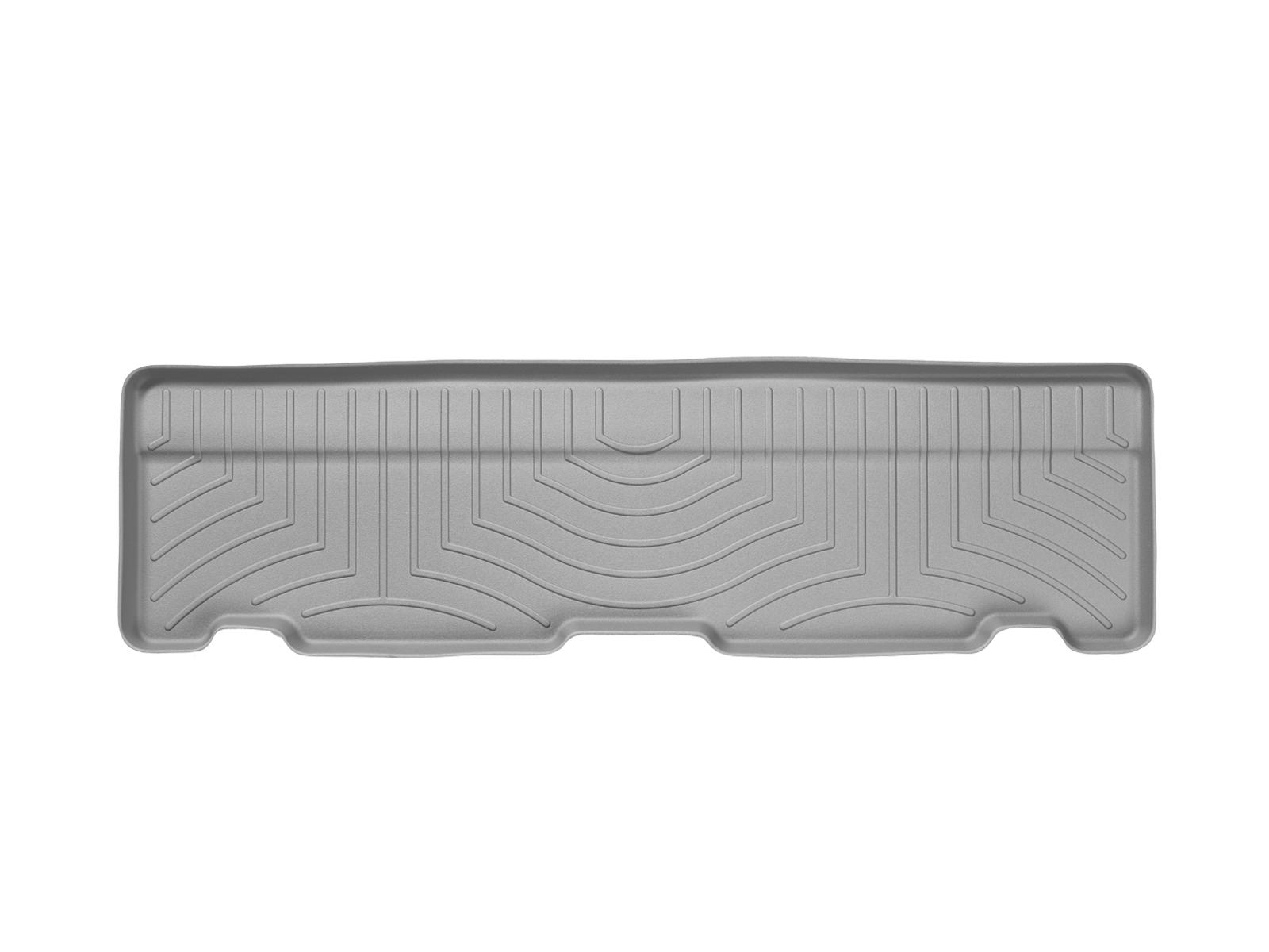 Tappeti gomma su misura bordo alto Cadillac Escalade 02>06 Grigio A8*
