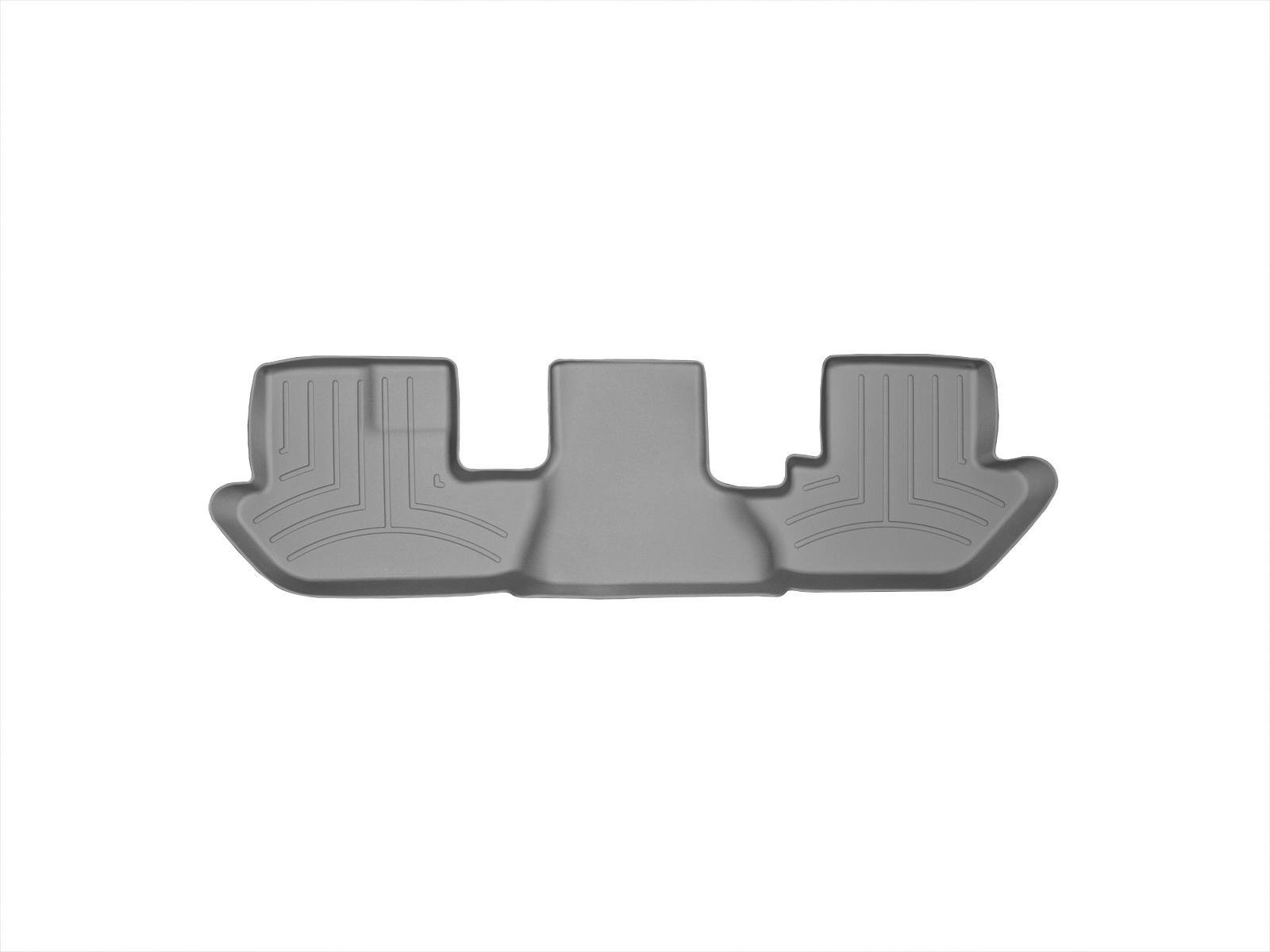 Tappeti gomma su misura bordo alto Cadillac Escalade ESV 03>06 Grigio A33*
