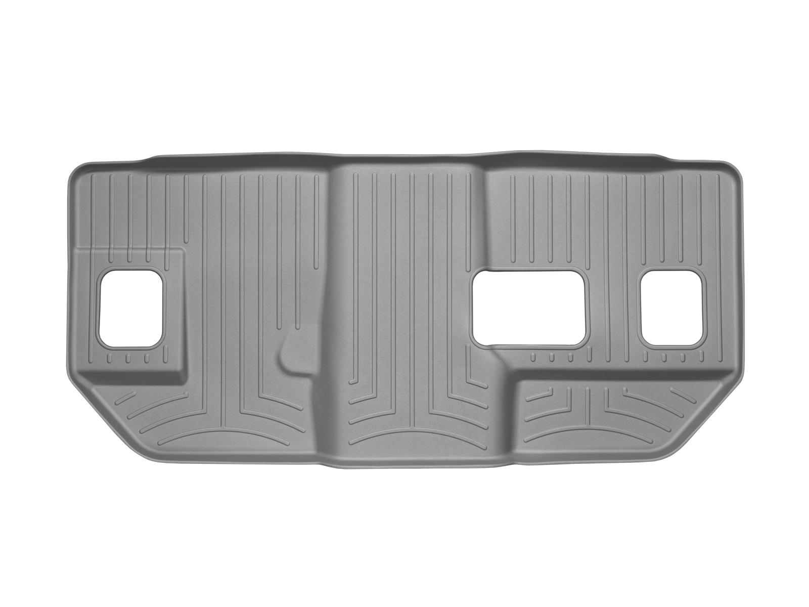 Tappeti gomma su misura bordo alto Cadillac Escalade ESV 07>10 Grigio A44*