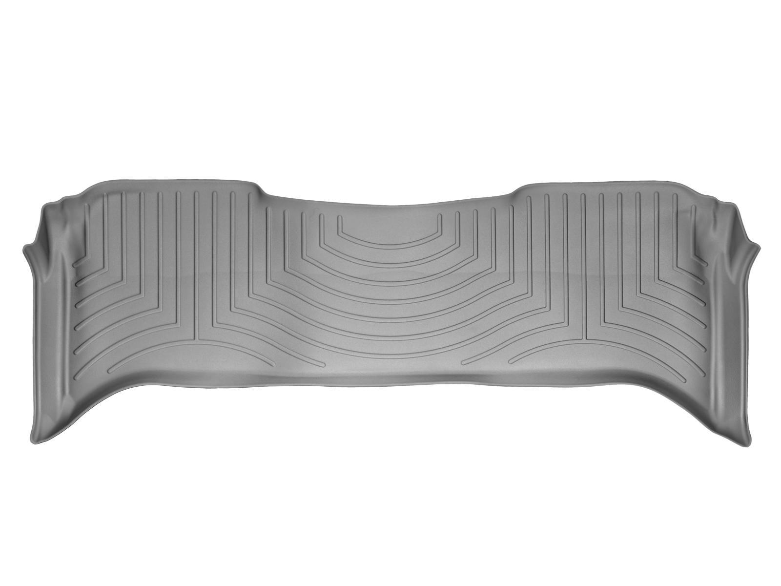 Tappeti gomma su misura bordo alto Land Rover 03>06 Grigio A1894*