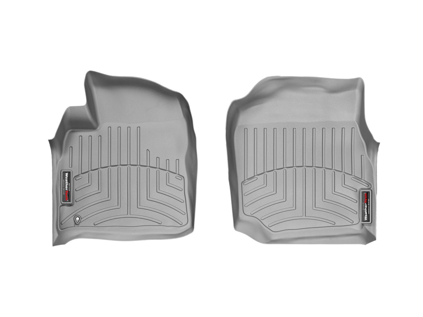 Tappeti gomma su misura bordo alto Lexus LX 1998>05 Grigio A2084