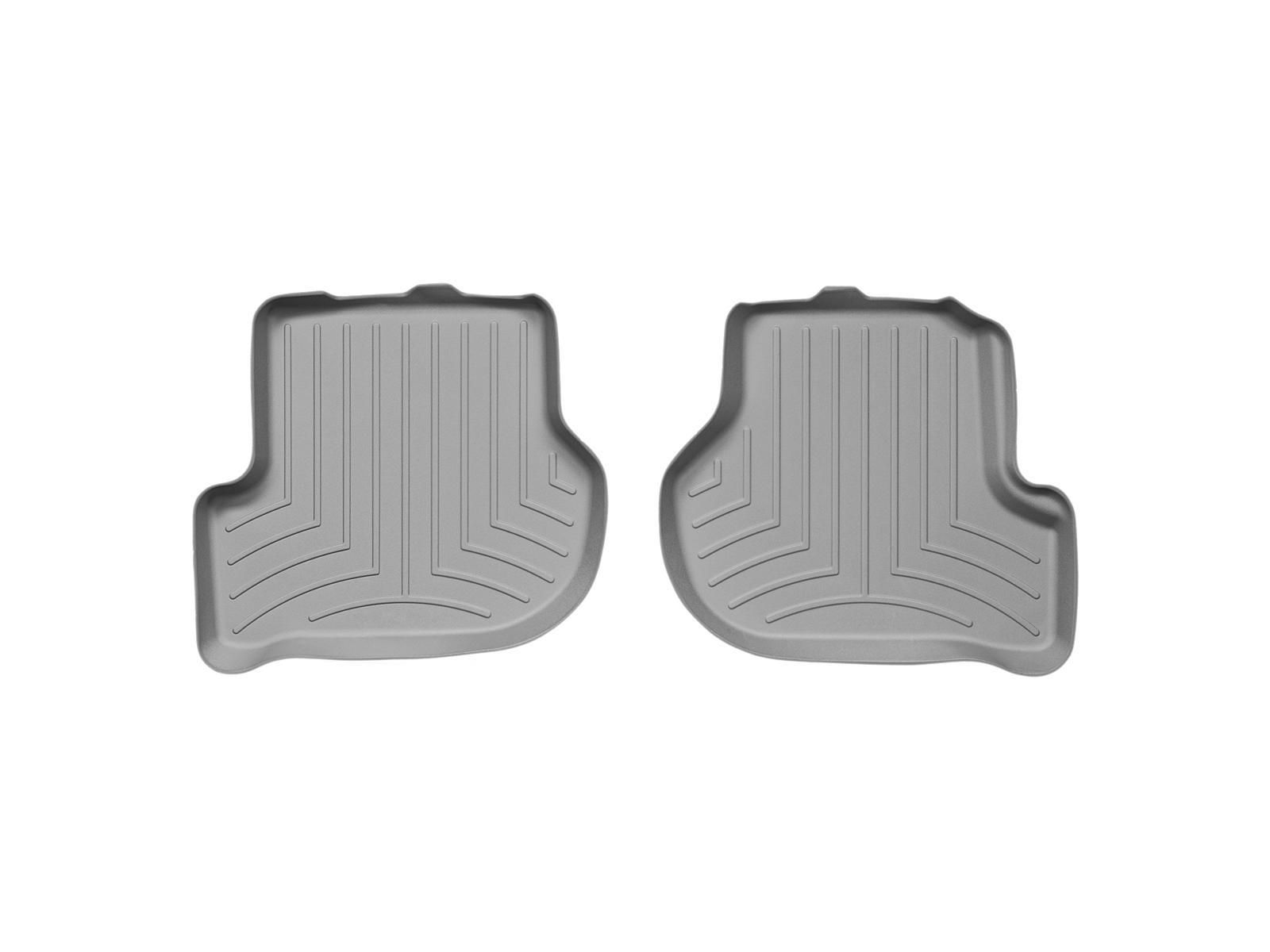 Tappeti gomma su misura bordo alto Volkswagen Golf 03>03 Grigio A4019*