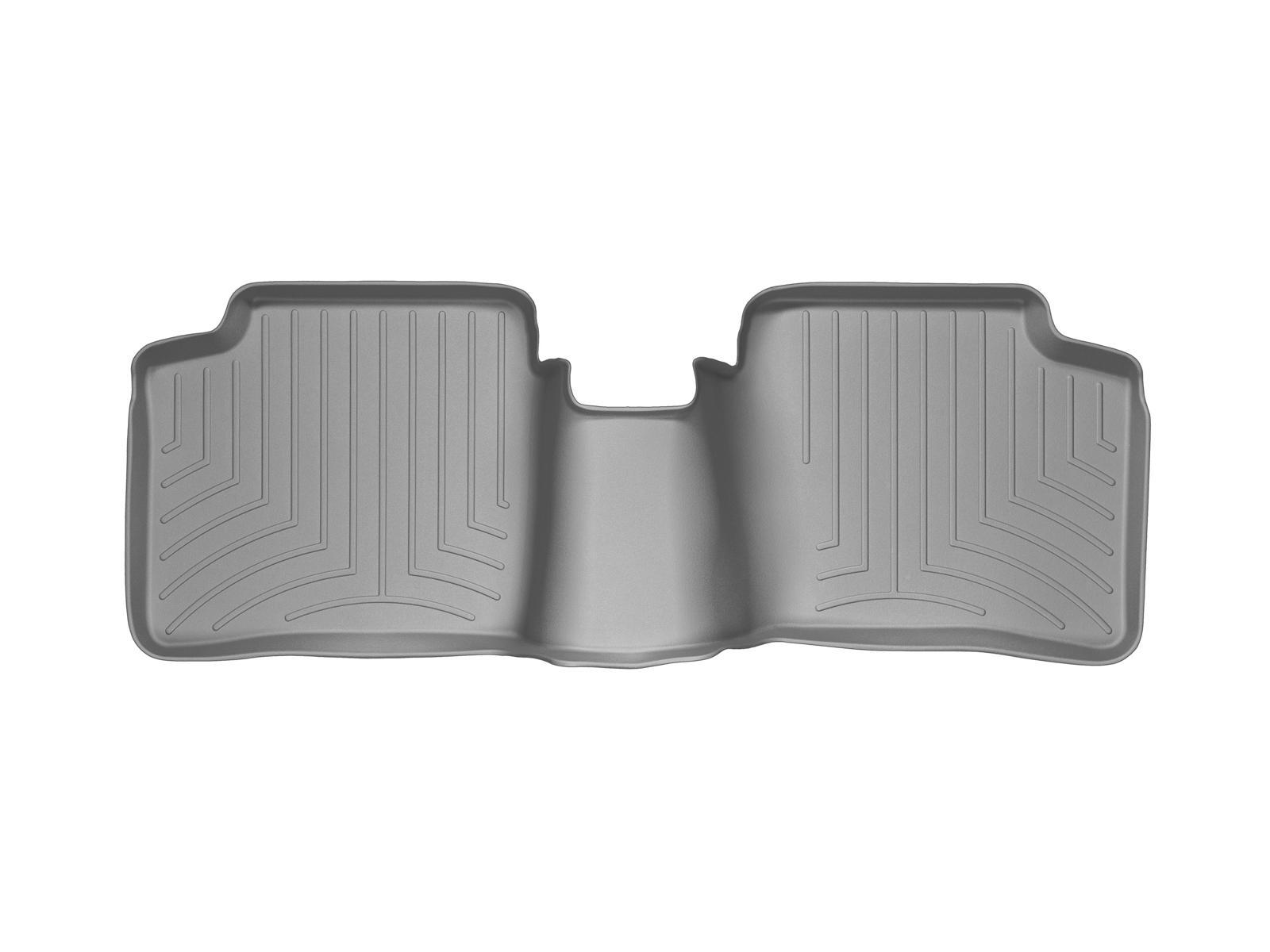 Tappeti gomma su misura bordo alto Toyota Prius 09>09 Grigio A3739*