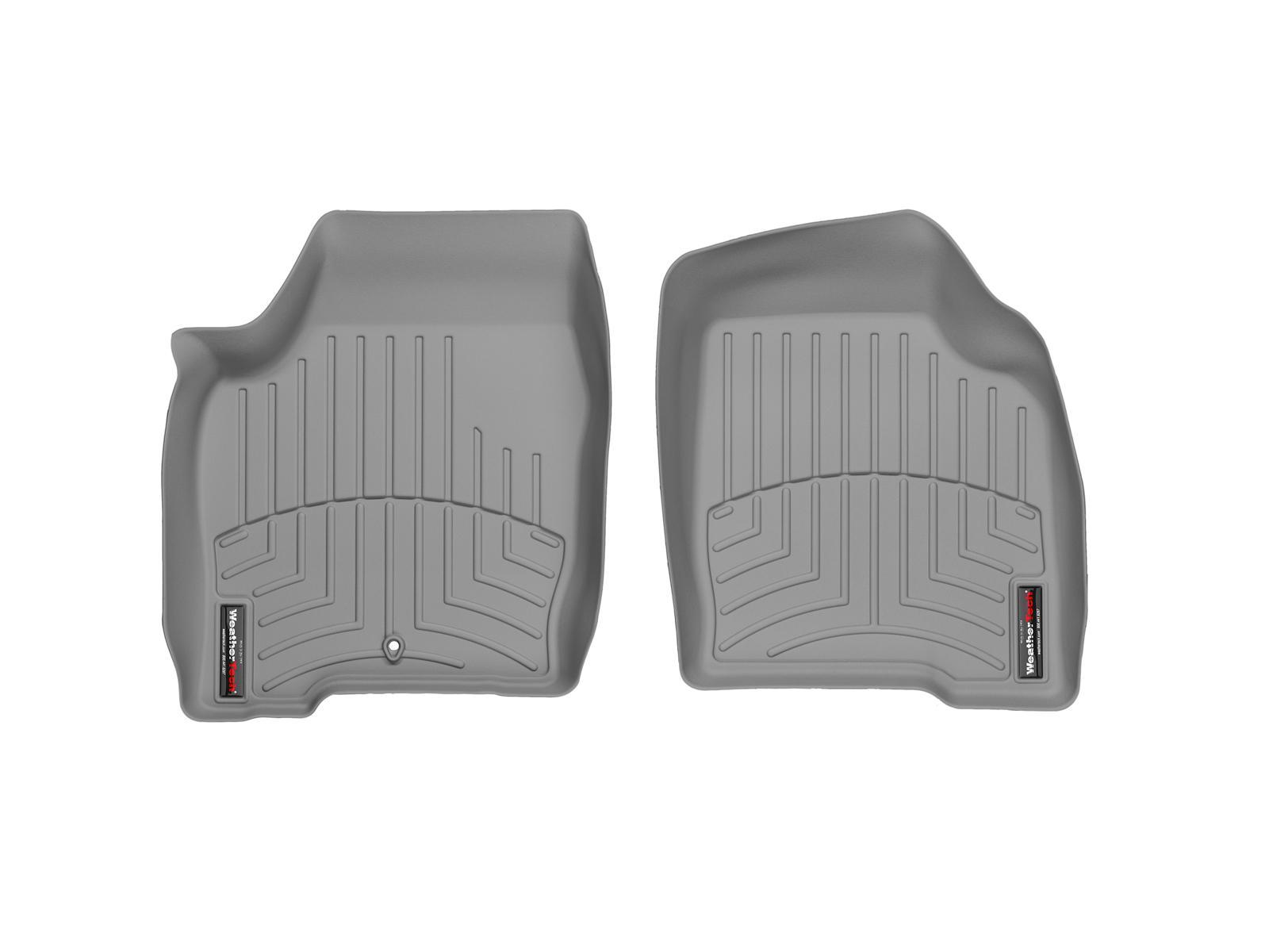 Tappeti gomma su misura bordo alto Chevrolet Impala Limited 14>16 Grigio A136