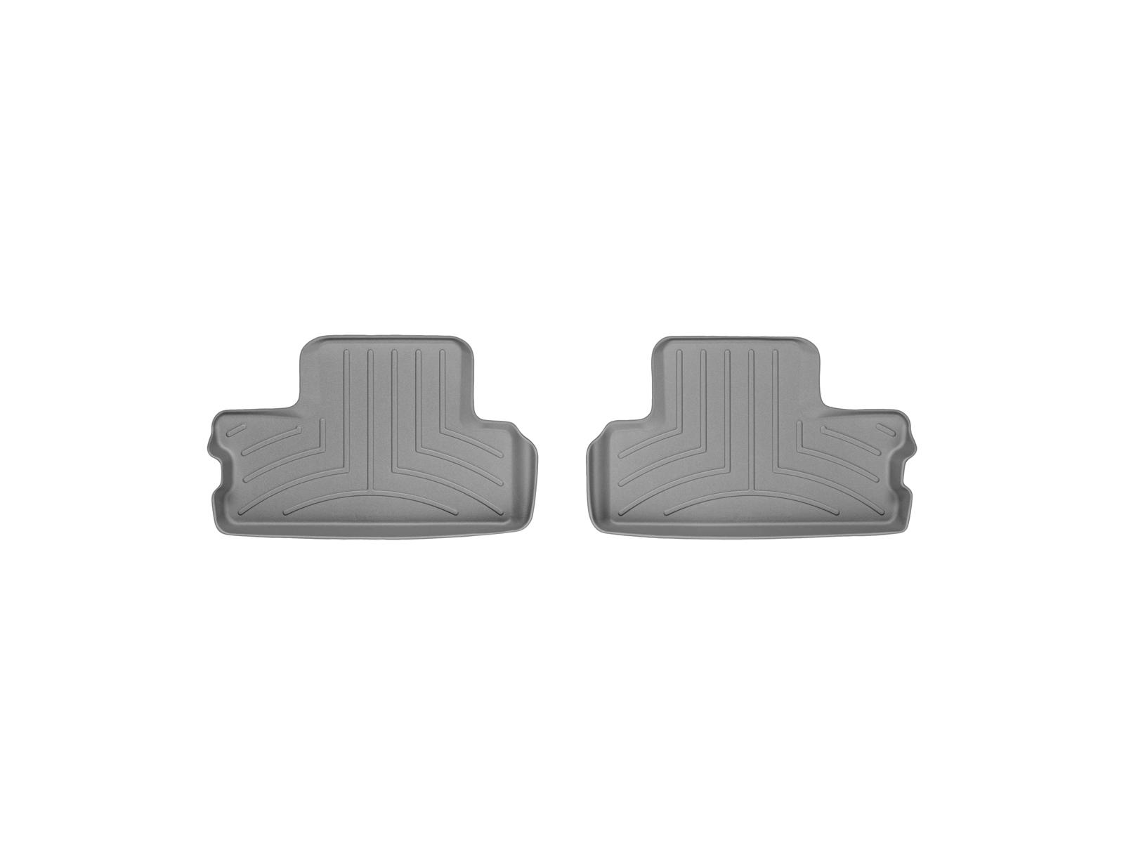 Tappeti gomma su misura bordo alto MINI Cooper / Cooper S 02>13 Grigio A2668*