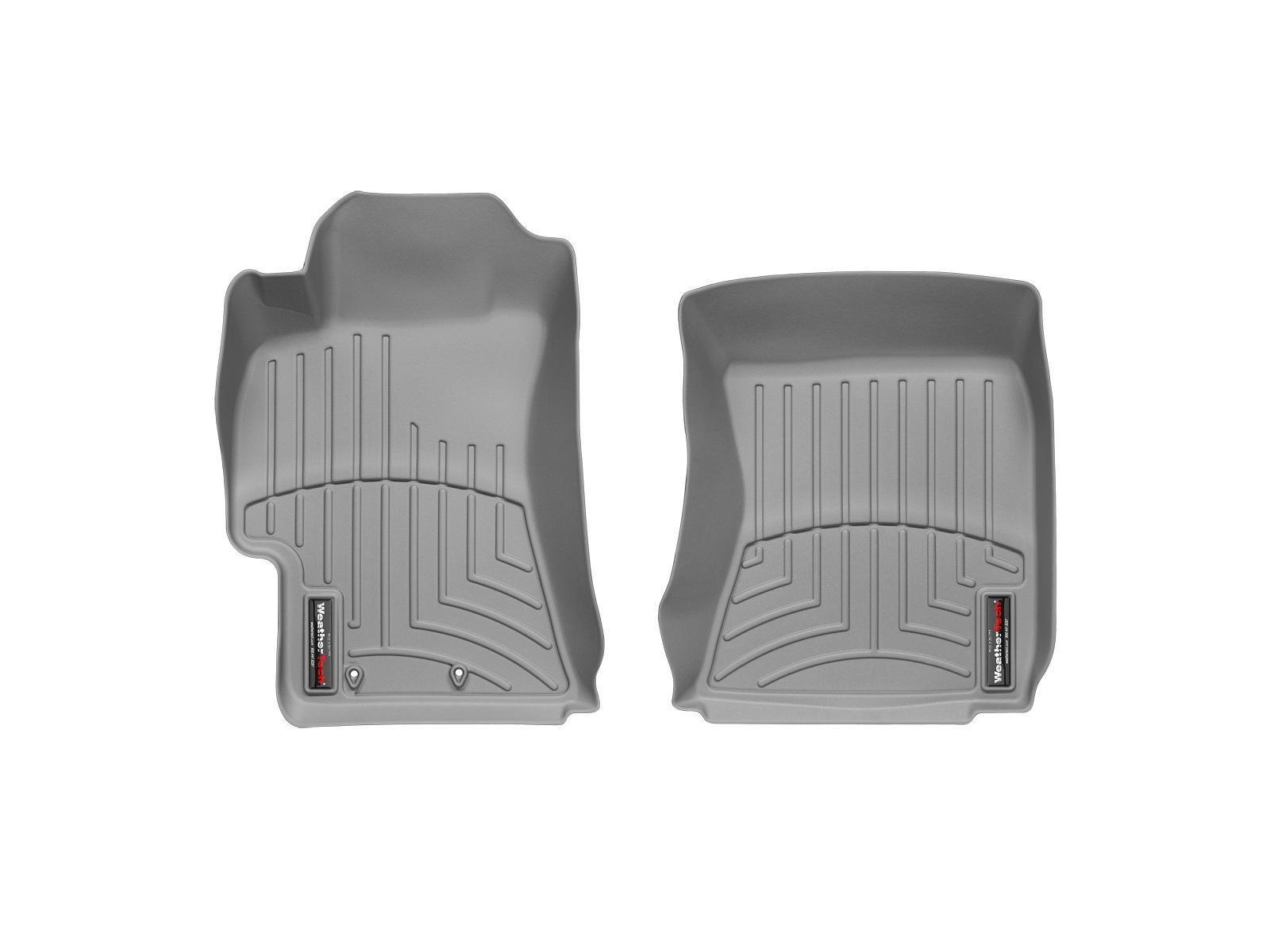 Tappeti gomma su misura bordo alto Subaru Impreza WRX STi 07>07 Grigio A3455