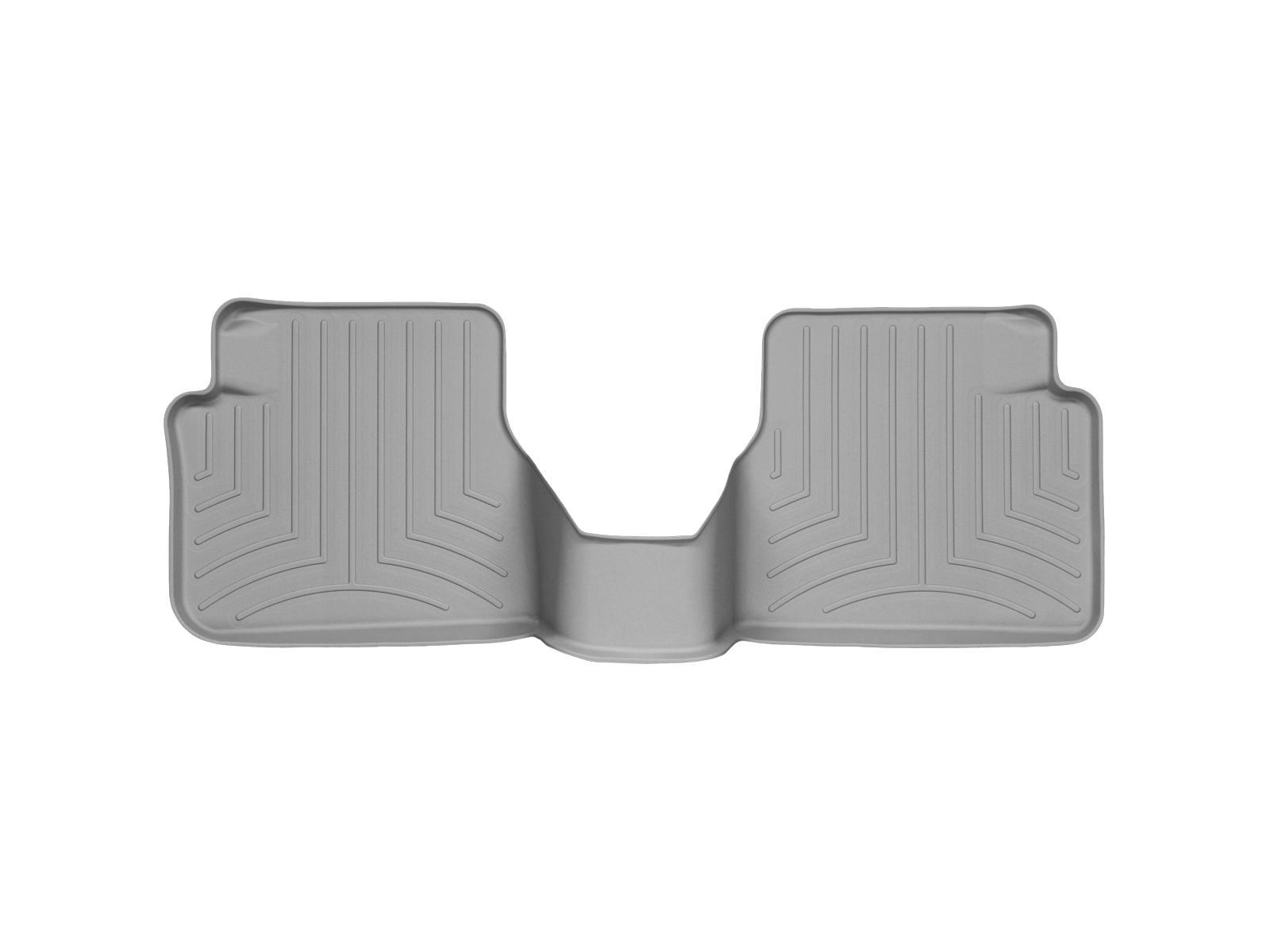 Tappeti gomma su misura bordo alto Subaru Impreza WRX STi 08>13 Grigio A3474