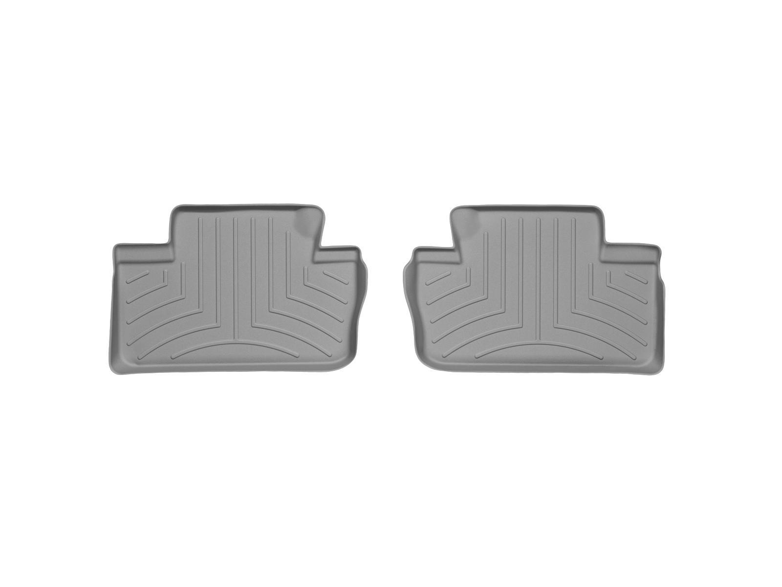 Tappeti gomma su misura bordo alto Lexus IS 13>13 Grigio A2052