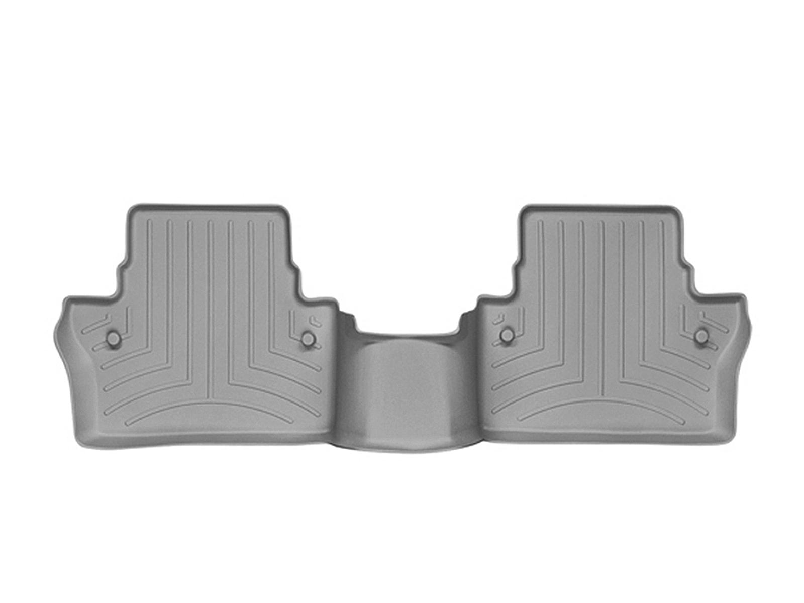 Tappeti gomma su misura bordo alto Volvo XC70 07>07 Grigio A4426*