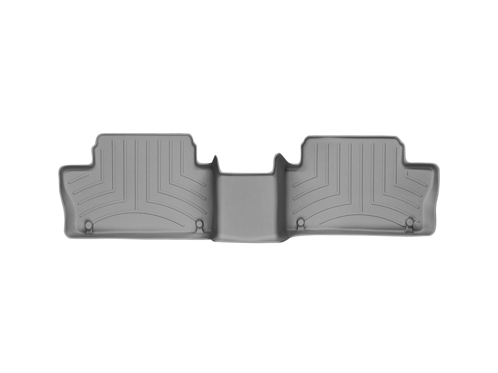 Tappeti gomma su misura bordo alto Volvo XC60 08>17 Grigio A4420*