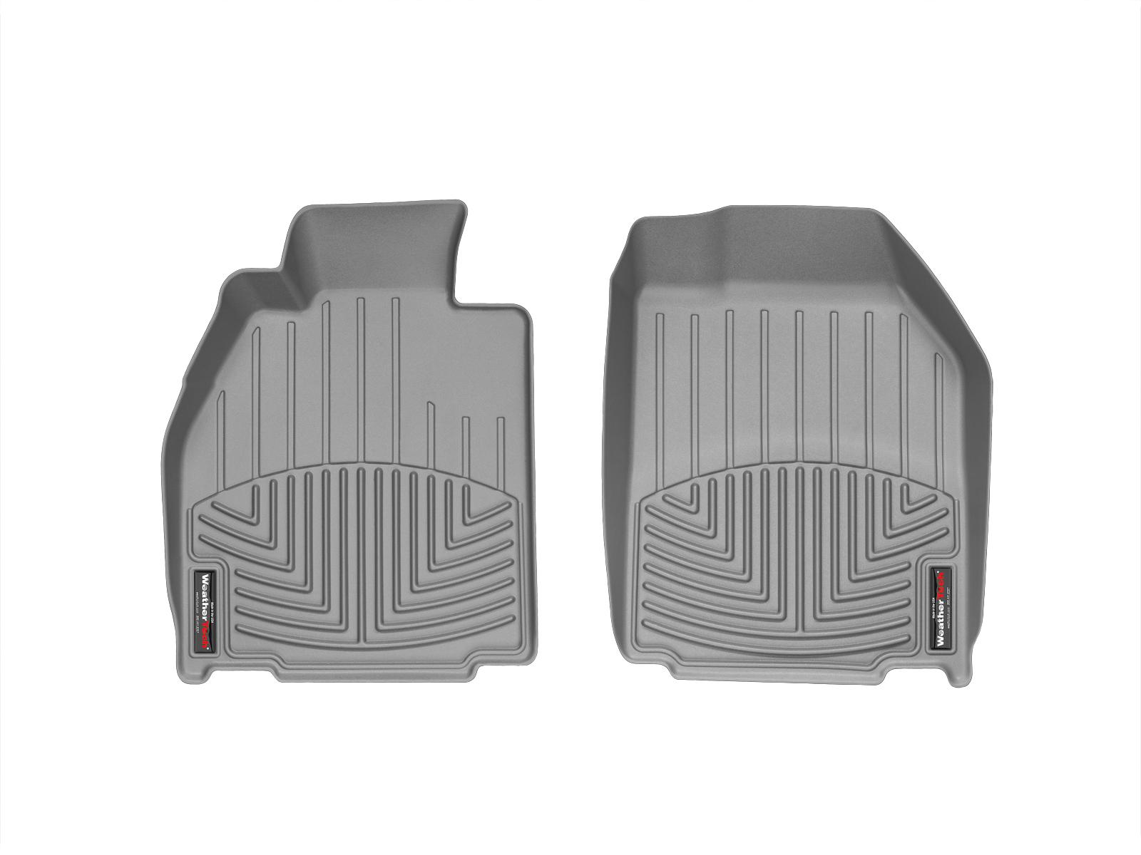 Tappeti gomma su misura bordo alto Porsche® Boxster® 05>12 Grigio A3089