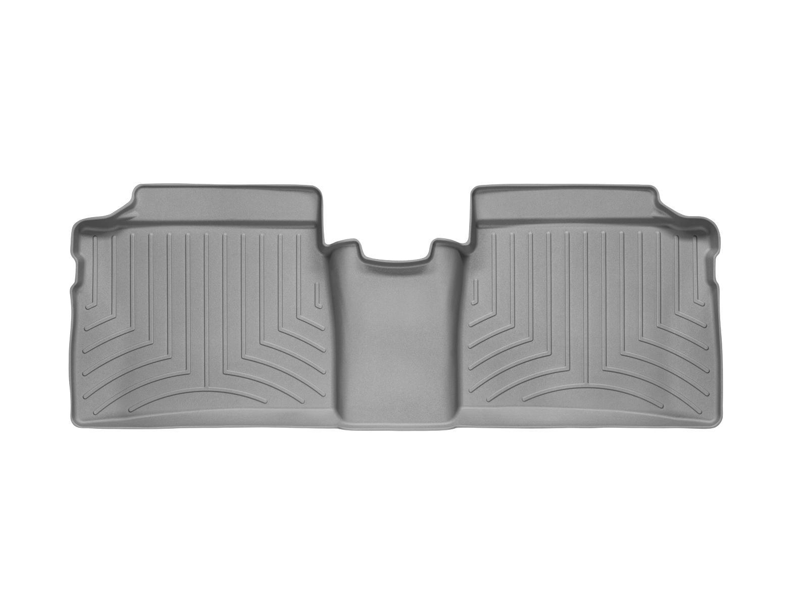 Tappeti gomma su misura bordo alto Toyota Prius 10>15 Grigio A3759*