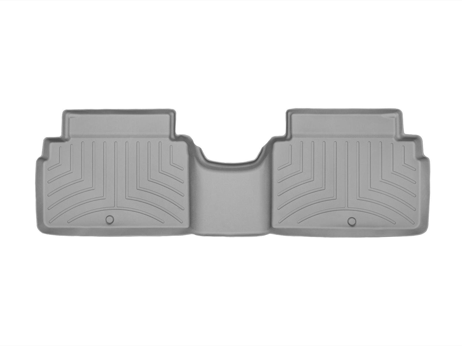 Tappeti gomma su misura bordo alto Kia Sportage 11>15 Grigio A1845*