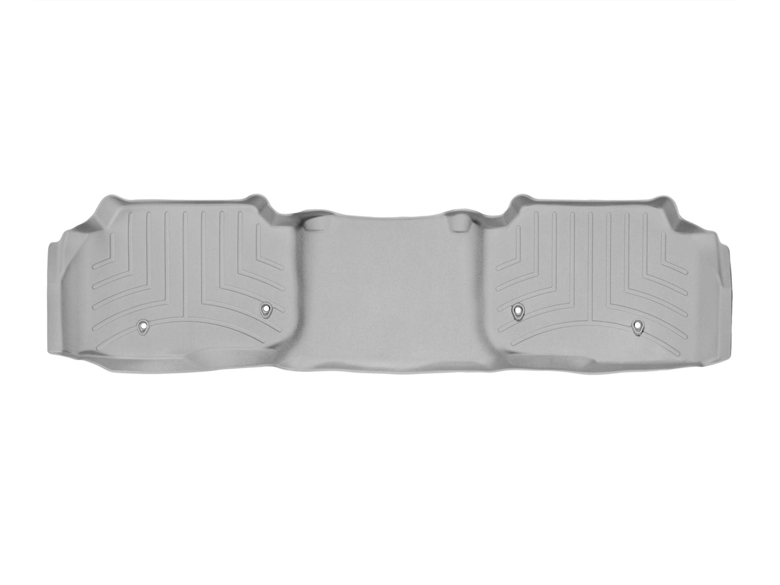 Tappeti gomma su misura bordo alto Land Rover 13>17 Grigio A1981*