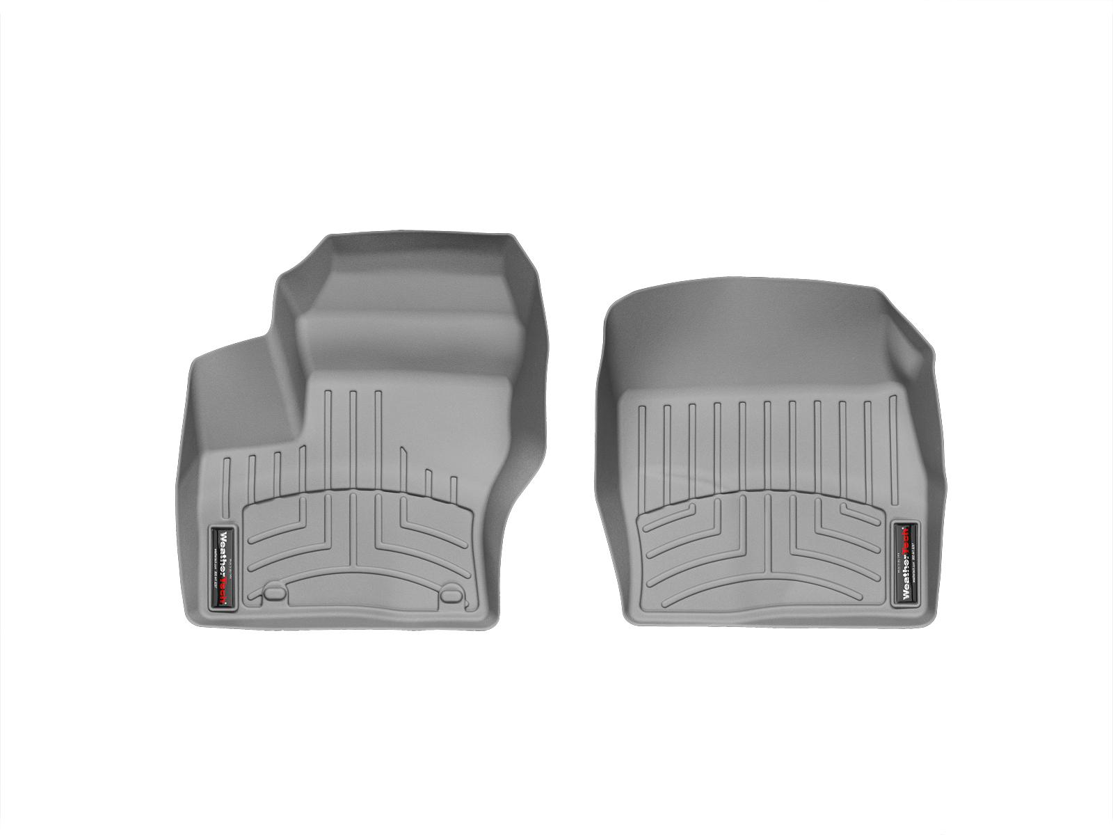 Tappeti gomma su misura bordo alto Ford C-Max 10>12 Grigio A842*